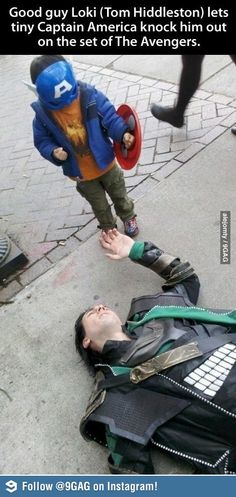 Good Guy Loki. God I love him