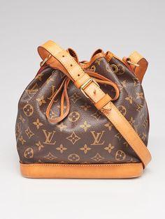 c2f9ea1c2304 Louis Vuitton Monogram Canvas Noe BB Bag