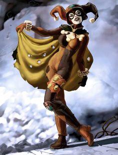 Harley Quinn - DC Universe Online
