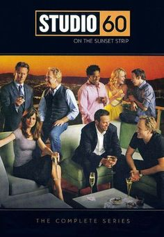 Studio 60 on the Sunset Strip: The Complete Series [6 Discs] [DVD]