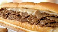 Instead of the Philly Cheese Steak, order the Double Steak and Cheese at Subway to get more meat for less. Easy Fast Food Hacks Worth Knowing Subway Copycat Recipe, Fast Food Workers, Great Recipes, Favorite Recipes, Lunch Recipes, Subway Sandwich, Good Food, Yummy Food