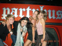 Partybus girls