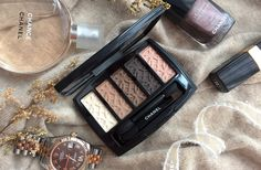Chanel Entrelacs palette by Silverkiss.com