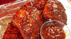 Beer Brined Baby Back Ribs With Honey Bbq Sauce Recipe
