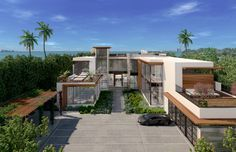 Miami   Ft. Lauderdale Luxurious, Sophisticated, And Dramatic Waterfront  Home In Miami Beach