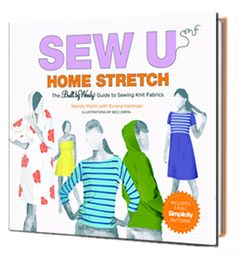 This is great for sewing knits.