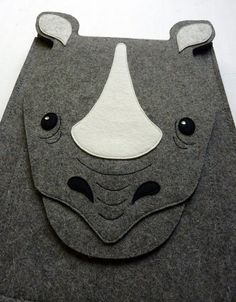 Rhinoceros MacBook Pro 13 inch case - Laptop bag