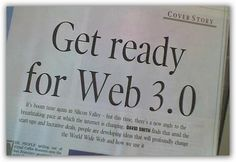 Are You Ready For Web 3.0?