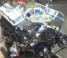 800HP Nascar Engine