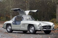 1955 Mercedes-Benz 300SL Alloy Gullwing
