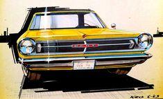 Dean's Garage | George Krispinsky—Ford, AMC, and Chrysler Designer