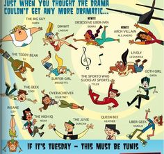 total drama island - when Canadian cartoons invade tv... EPIC!!