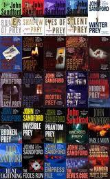 John Sanford - The Prey Series LOVE LUCAS DAVENPORT!!!!