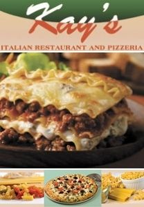 Kay's Italian Restaurant & Pizzeria in Daleville, PA 18444 | Get $20 Worth of Fine Italian Cuisine for Only $10 @ Kay's Italian Restaurant and Pizzeria! | ReferLocal