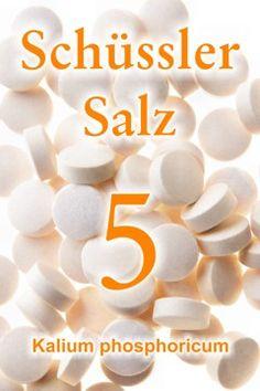 Schüssler Salz Nr. 5, Kalium phosphoricum