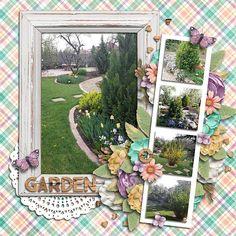 Our garden - Scrapbook.com