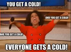 how to avoid colds during race taper, why they happen and when not to race