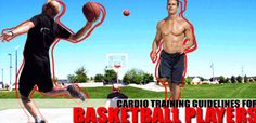 Cardio training guidelines for basketball players Basketball Tricks, Basketball Workouts, Basketball Skills, Basketball Pictures, Basketball Players, Basketball Hoop, Basketball Conditioning, Proper Running Technique