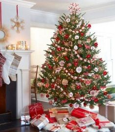pinterest.com & Beautiful Christmas Tree Decorations Ideas | Pinterest | Beautiful ...