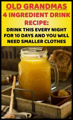 Do you really want to detox your body from toxic substances and lose some fat? If so then this apple cider vinegar detox drink is for you. Diet Drinks, Healthy Drinks, Healthy Tips, Healthy Recipes, Healthy Detox, Beverages, Smoothie Drinks, Lemon Recipes, Healthy Weight