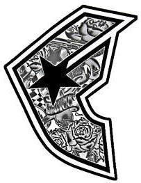 Famous stars and straps Logo