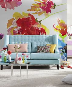 Look what I found on #zulily! Passion Wall Mural by Brewster Home Fashions #zulilyfinds