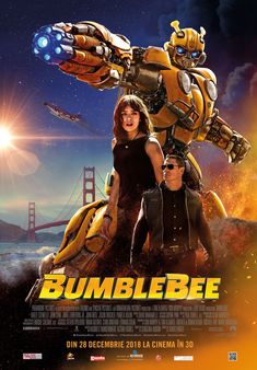 The movie Bumblebee aka Transformers trailer, clips, photos, soundtrack, news and much more! Best Action Movies, All Movies, Movies Online, Movies And Tv Shows, Movie Tv, 2018 Movies, Movies Free, Transformers Film, Transformers Bumblebee