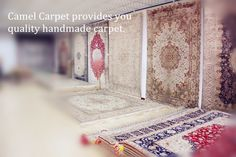 Henan Camel Carpet Company Limited - provides you quality persian silk carpets, hand knotted silk rugs, oriental area rugs as well as antique rugs! BIG SALE on 11st. Nov, 50%-65% off,  just one day ONLY!!