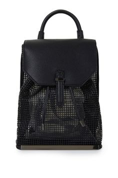 Mesh is looking fresh on this backpack.