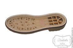 Купить Подростковая подошва для вязаной и валяной обуви (5522) - подошва, подошва для обуви, подошва для валенок