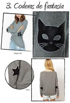Dare to DIY: 5 ideas para customizar tus jerséis y prendas de punto