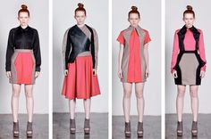 GlamJam-The Fashion Atlas  we interviewed TOVAH COTTLE, a famous fashion designer from Australia.  This is her A/W 2012 collection!
