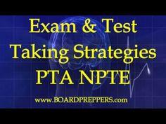 71 Best Physical Therapist Assistant Exam Pta Exam Npte Exam