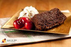 Bolo de cafe chocolate e feijao preto   Bolo de café, chocolate e feijão preto