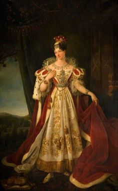Maria Theresa, Countess of Shrewsbury (1795–1856) unknown artist Ingestre Hall Residential Arts Centre