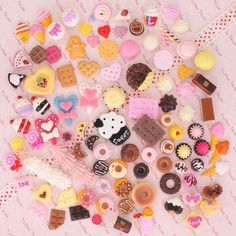 Decoden Sweets Deco Resin Kawaii Cabochon by SophieToffeeCo, $10.00