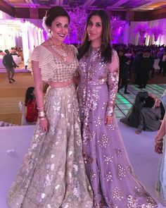 Sleev lehenga gown in lavender Sophie Choudhry Choli Designs, Lehenga Designs, Saree Blouse Designs, Indian Bridal Wear, Indian Wedding Outfits, Indian Outfits, Indian Wear, Pakistani Formal Dresses, Pakistani Outfits