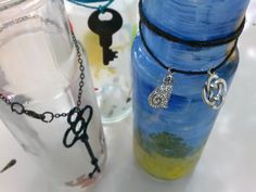 Hey, I found this really awesome Etsy listing at https://www.etsy.com/listing/195958269/hand-painted-bottles-of-various-sizes-of