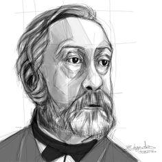 Edgar Degas. 19082016.