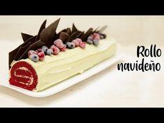 YouTube Pretty Cakes, Diy Food, Red Velvet, Fondant, Cake Decorating, Cheesecake, Chocolate, Make It Yourself, Desserts
