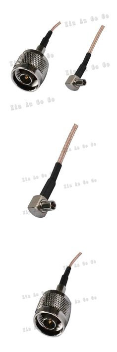 [Visit to Buy] Factory sales RF Coaxial cable N to TS9 connector N male to TS9 male right angle RG316 Pigtail cable 15cm fast ship #Advertisement