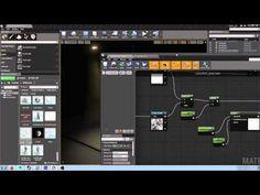 UE4 - Volumetric lighting effect tutorial - YouTube