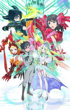 LUCK AND LOGIC, en anime et en jeu de cartes pour début 2016 : coyotemag.fr/?p=14447