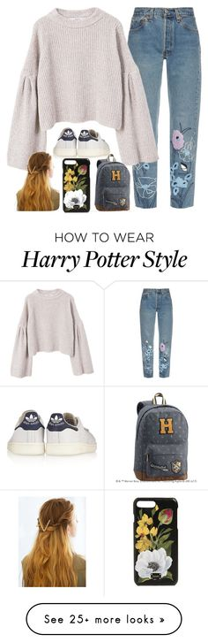 Designer Clothes, Shoes & Bags for Women Harry Potter Filming Locations, Harry Potter Food, Pbteen, Adidas Originals, Bliss, Mango, Polyvore, Outfit Ideas, Stuff To Buy