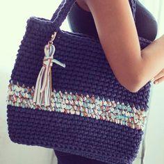 #fiodemalha #crochetagem #trapilho#fioecologico #viciodobem