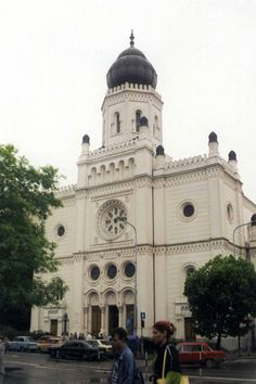 Hungary - Kecskemét, Synagogue