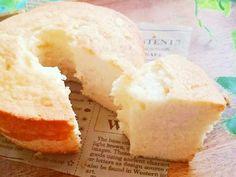 卵白救済♪ふわふわエンゼルフードケーキの画像