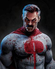 Batman Vs Superman, Batman Comic Art, Spiderman Art, Batman Comics, Fun Comics, Comic Book Characters, Comic Character, Comic Books Art, Batman Returns