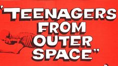 Teenagers from Outer Space - Full Length Horror Sci-Fi Movies #teenagealiens #alien #aliens #ufo #ufos #space #ship