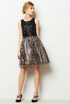 Adorable sequin holiday dress....exactly what I'm looking for for NYE in Vegas!!!